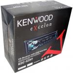 eXcelon KDC-X397 Car CD Receiver