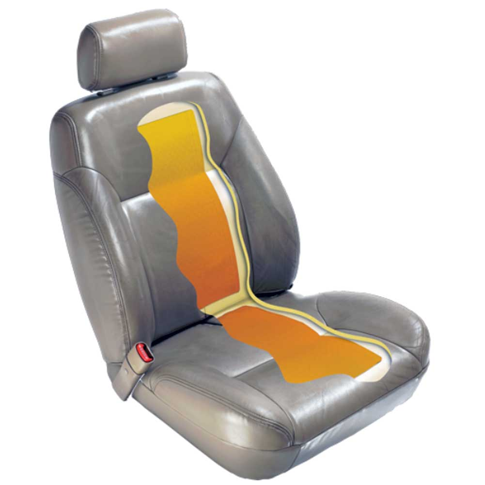 X Bound Seat Covers Velcromag
