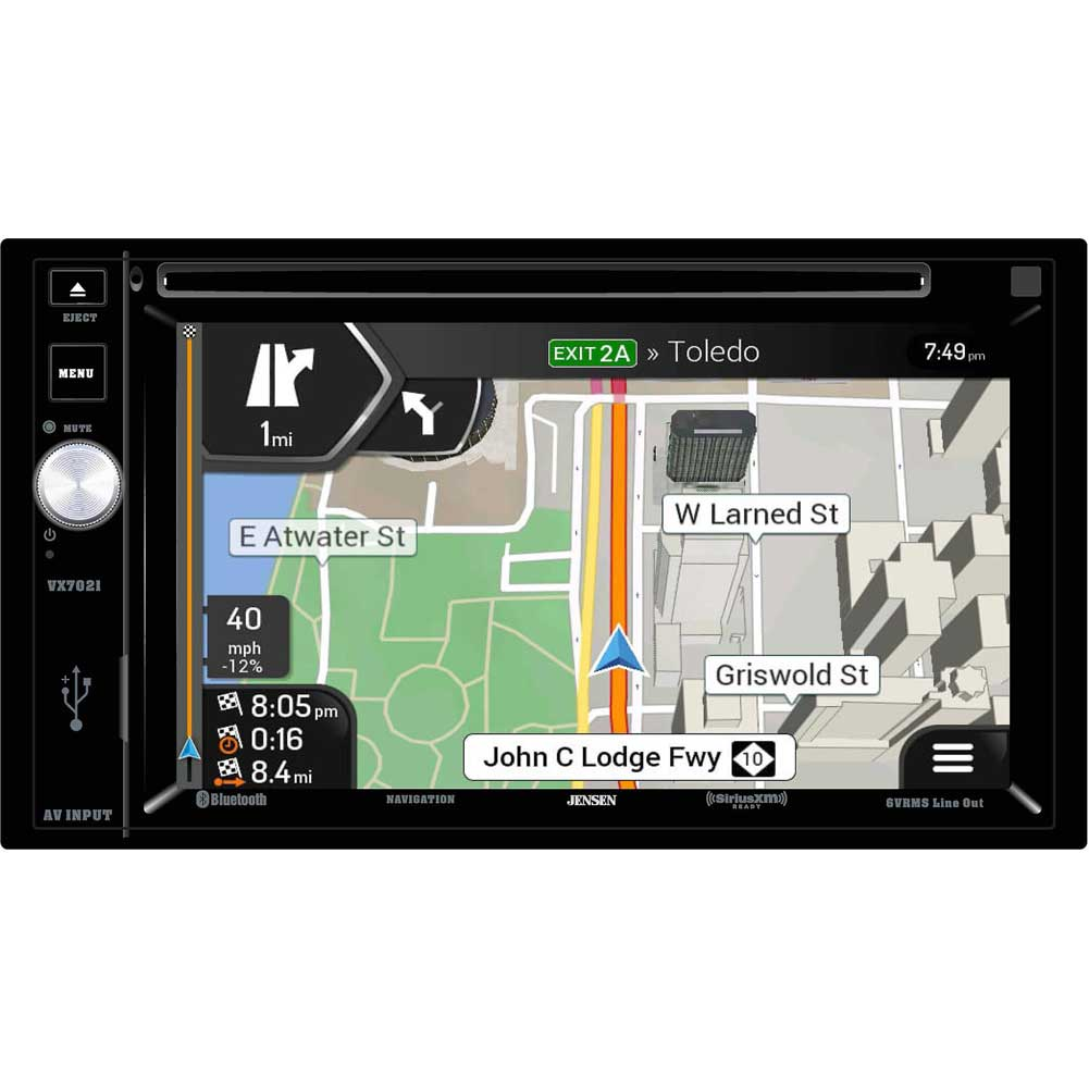 alarm on iphone vx7021 2din multimedia navigation receiver 1351